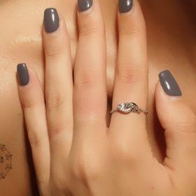 טבעת שרשרת אזיקים